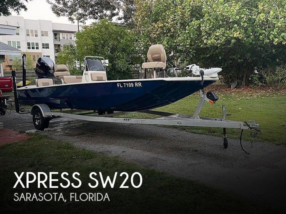 2018 Xpress SW20