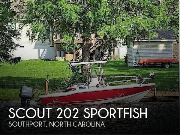 1998 Scout 202 Sportfish
