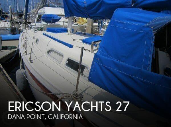 1973 Ericson Yachts 27