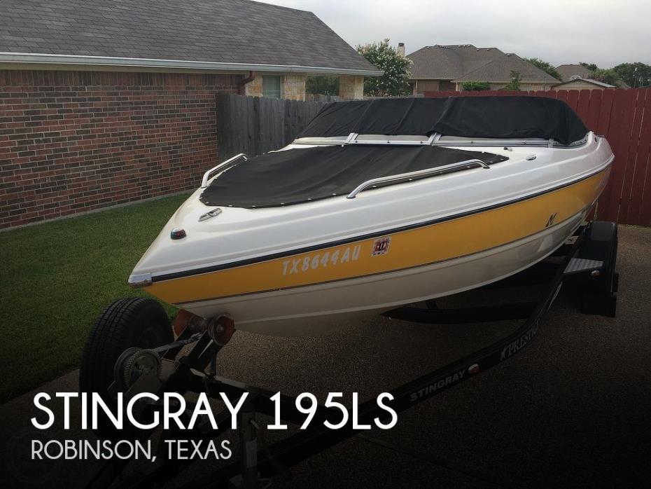 2008 Stingray 195LS