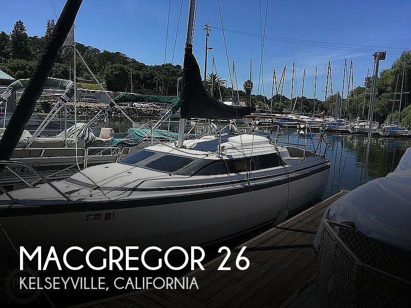 2001 MacGregor 26