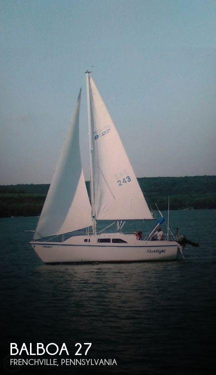 1980 Balboa 27
