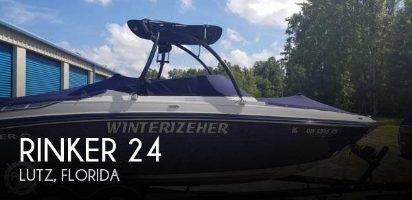2013 Rinker 24