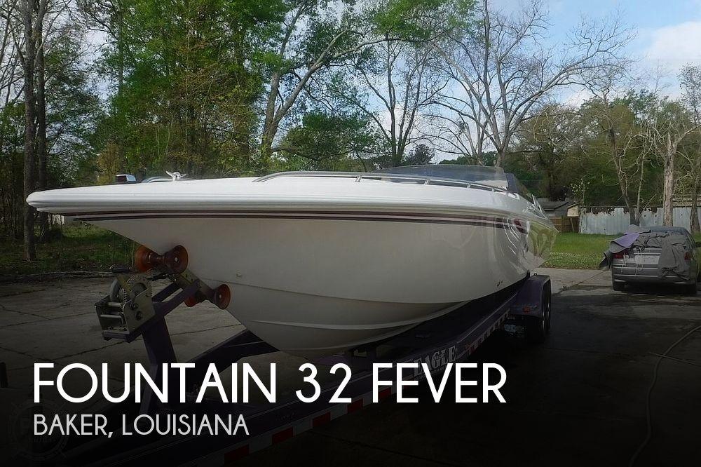 1998 Fountain 32 Fever