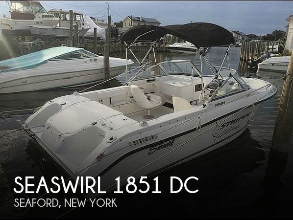 2003 Seaswirl 1851 DC