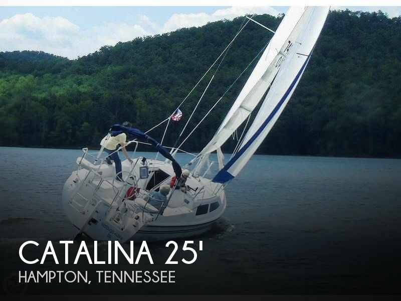 2004 Catalina 250 Wing Keel