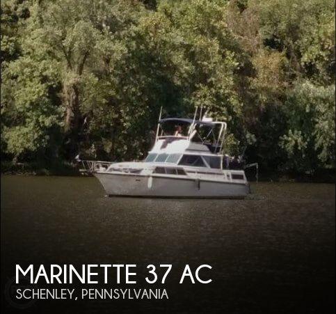 1976 Marinette 37 AC