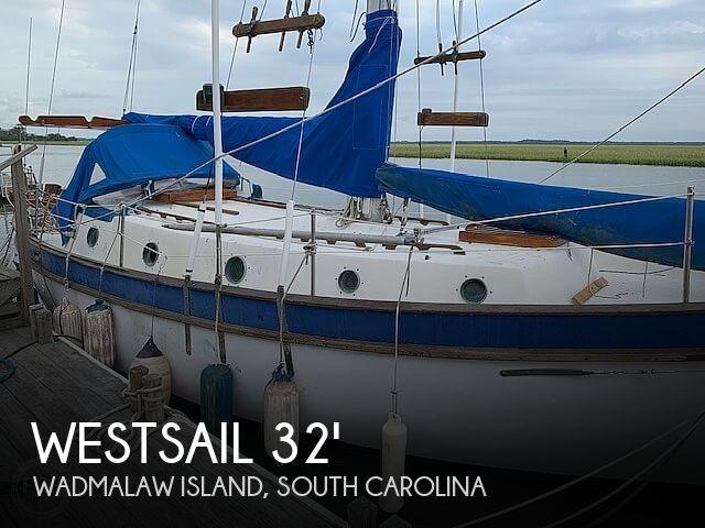 1975 Westsail Westsail 32