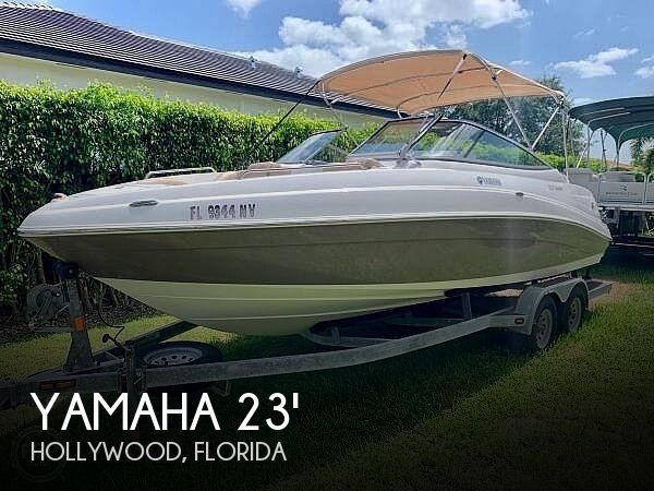 2008 Yamaha SX232 Limited