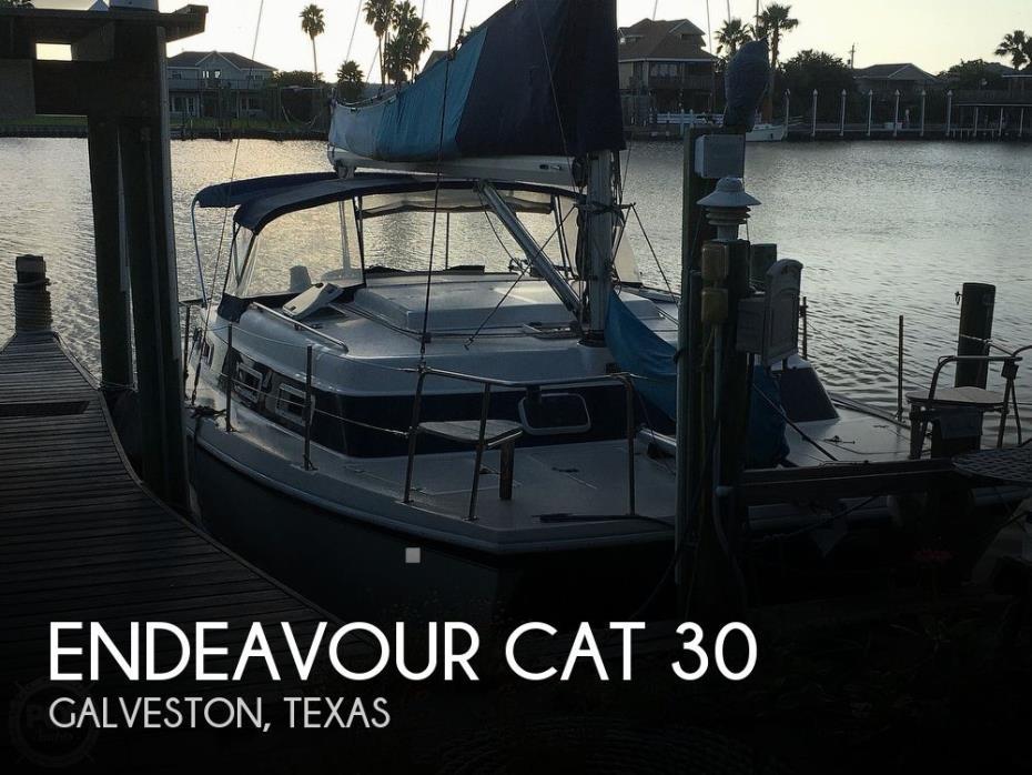 1992 Endeavour Cat 30