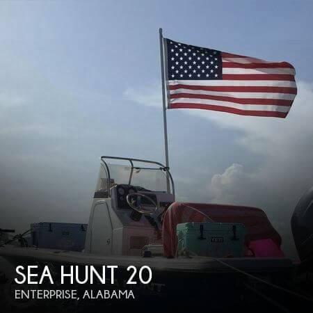 2013 Sea Hunt BX20BR