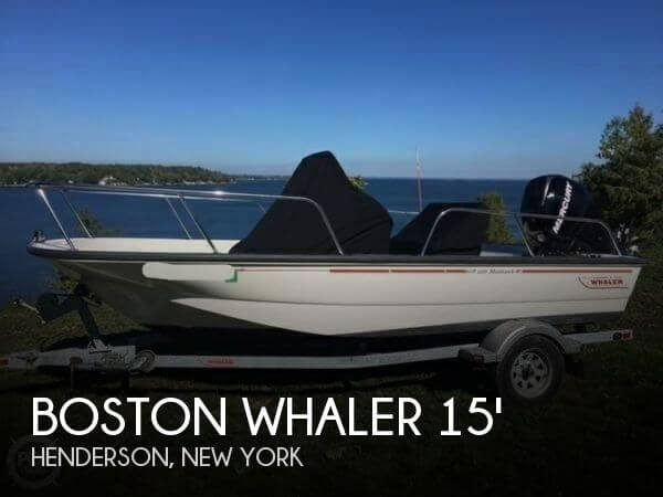 2012 Boston Whaler Montauk 150