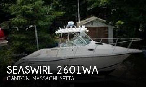 2002 Seaswirl Striper 2601WA