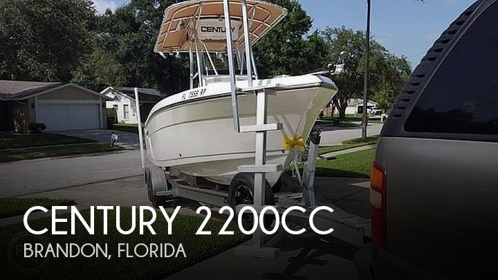 2018 Century 2200CC
