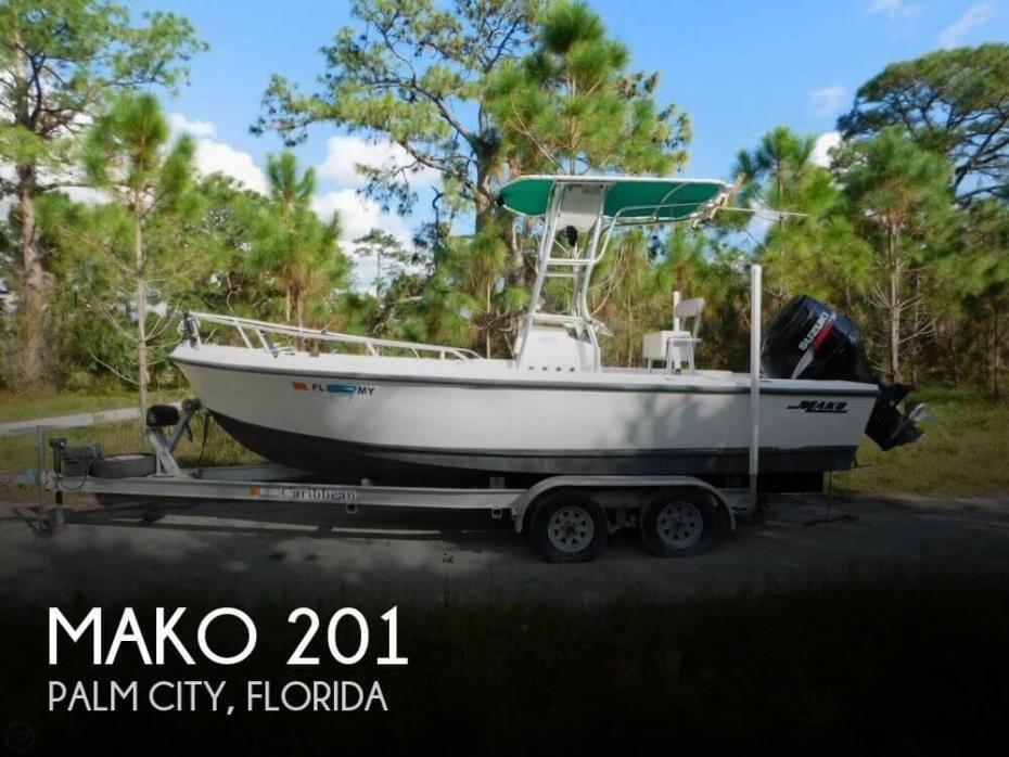 2004 Mako 201