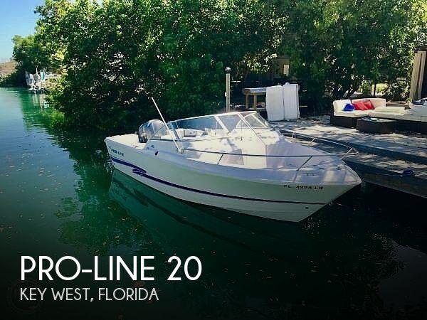 2002 Pro-Line 20DC