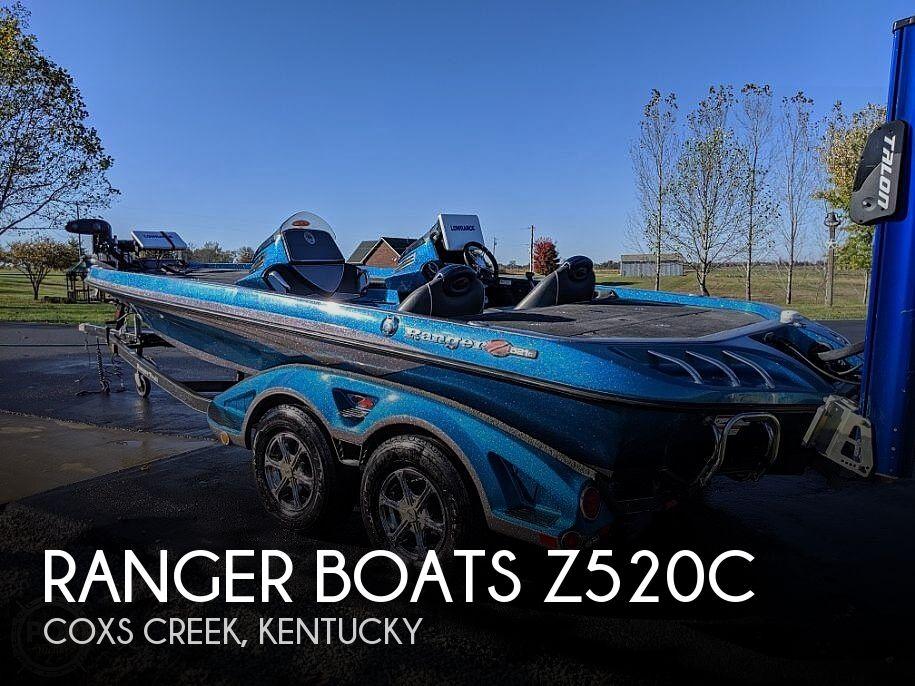 2014 Ranger Boats Z520C