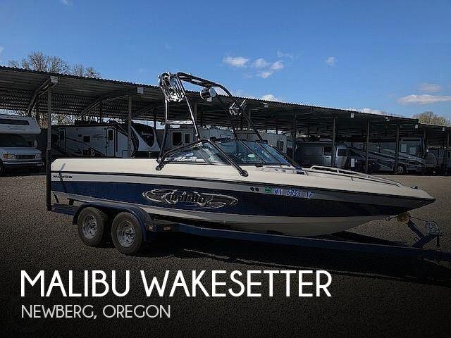 2004 Malibu Wakesetter