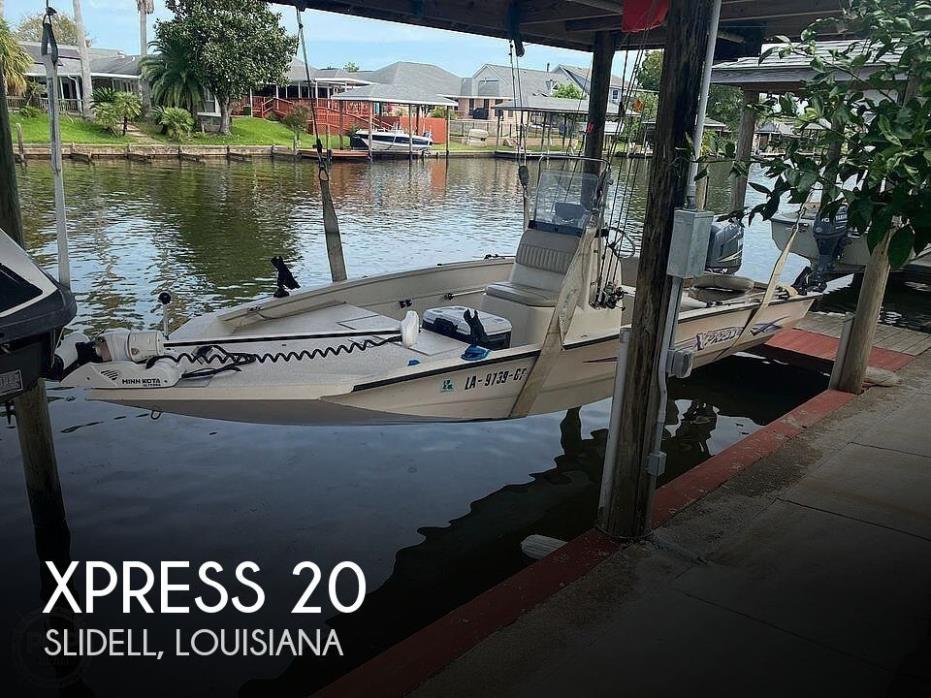 2011 Xpress H20CC Hyperlift