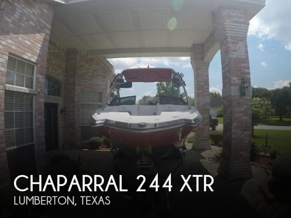 2009 Chaparral 244 XTR