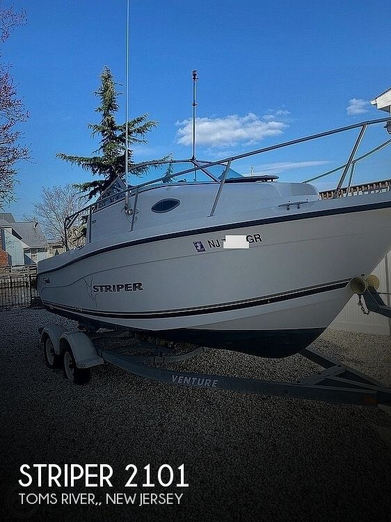 2002 Seaswirl Striper 2101