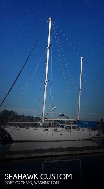 1991 Seahawk Custom