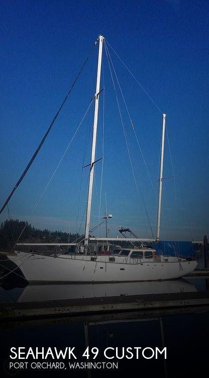 1991 Seahawk 49 Custom