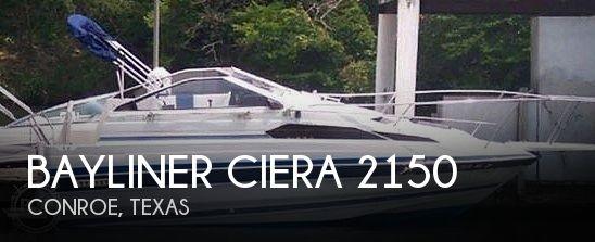 1987 Bayliner Ciera 2150