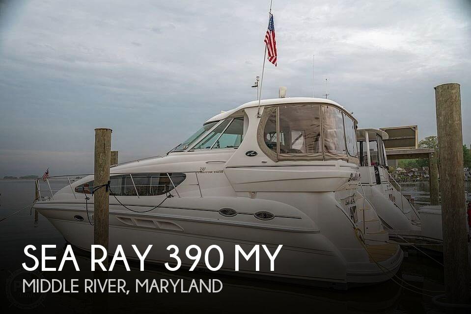 2003 Sea Ray 390 MY