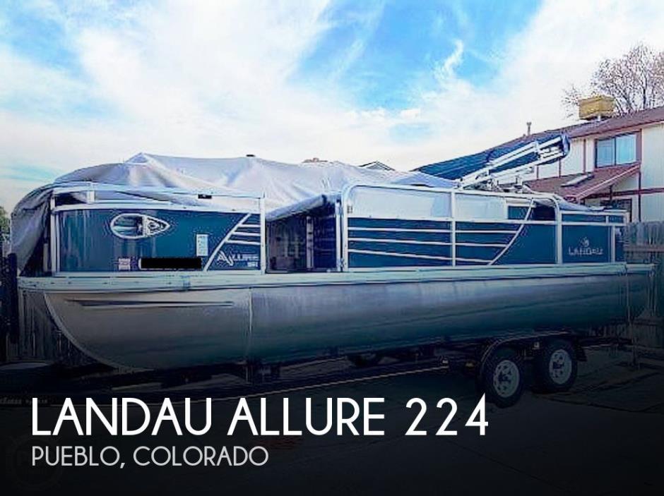 2012 Landau Allure 224