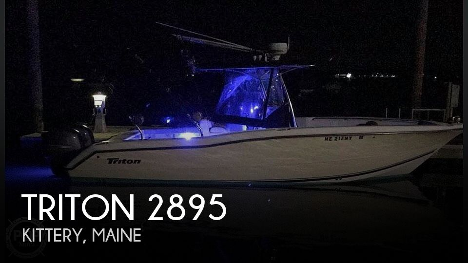 2003 Triton 2895
