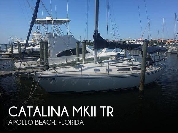 1988 Catalina MKII TR