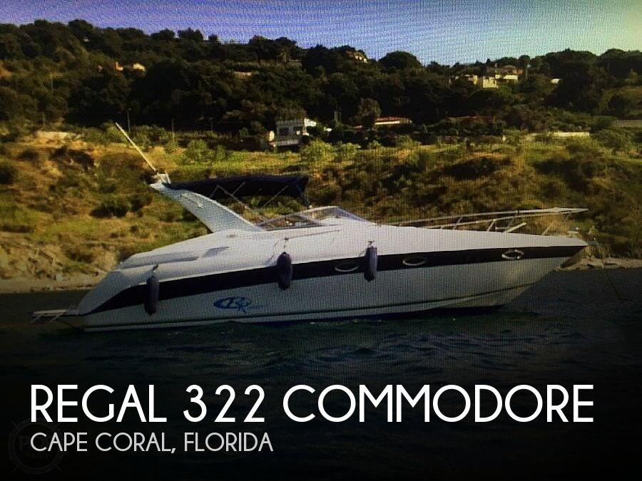 2000 Regal 3260 Commodore
