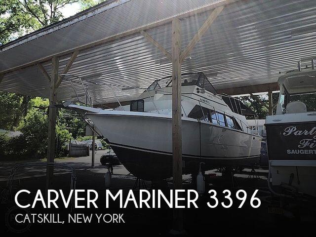1982 Carver Mariner 3396