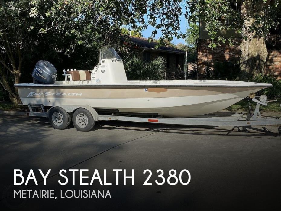 2003 Bay Stealth 2380 BSVC