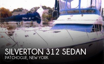 1994 Silverton 312 Sedan