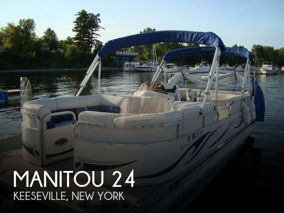 2006 Manitou 24