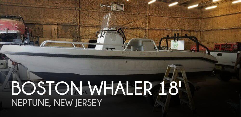 2004 Boston Whaler Guardian