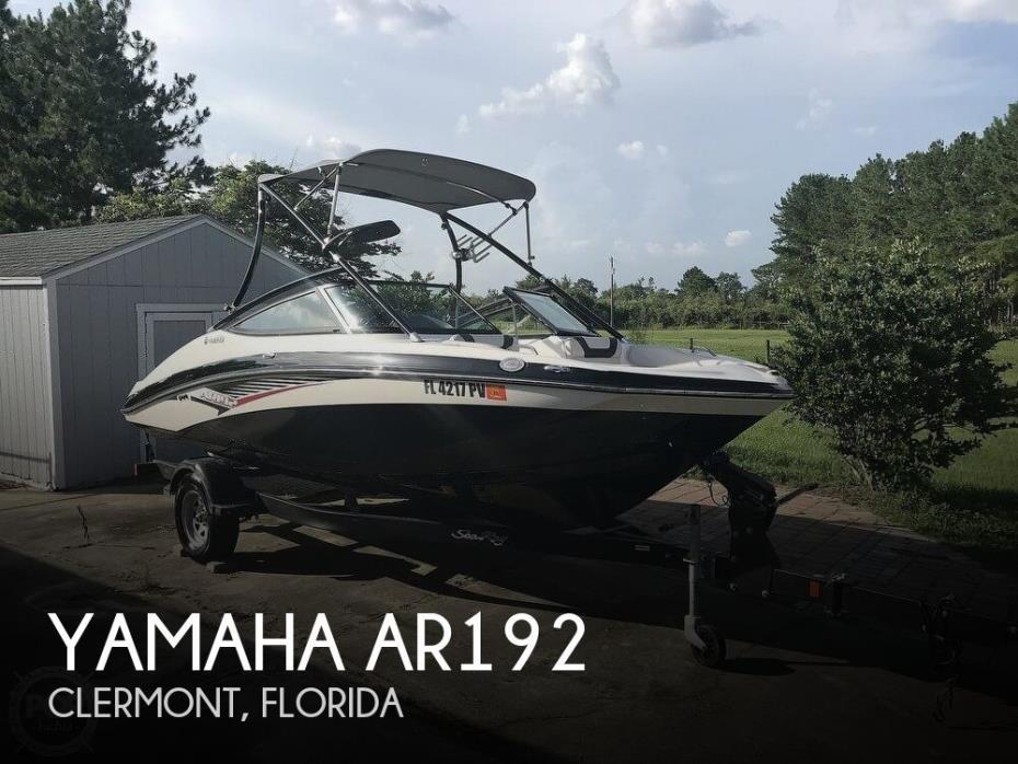 2014 Yamaha AR192