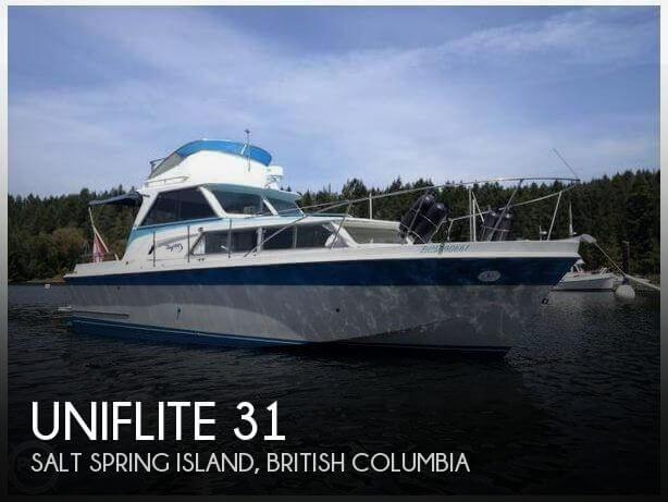 1968 Uniflite 31