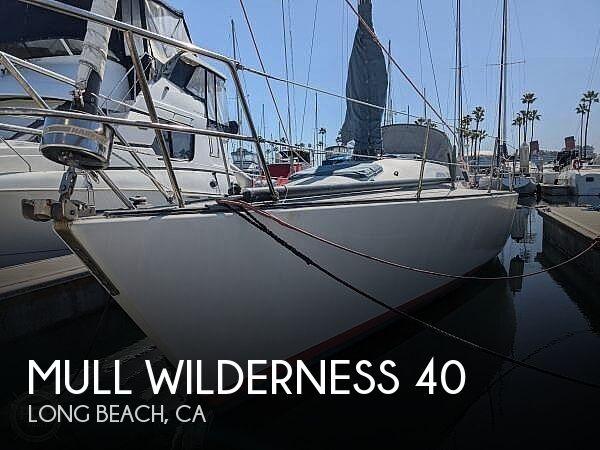1985 Wilderness Yachts 40 Mull Wilderness