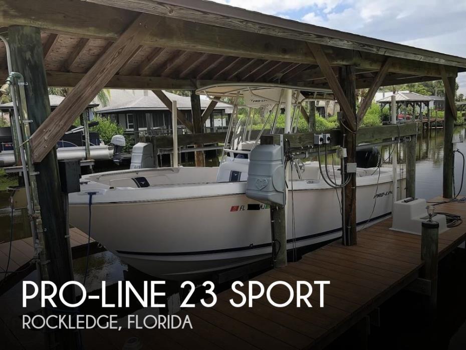 2007 Pro-Line 23 Sport