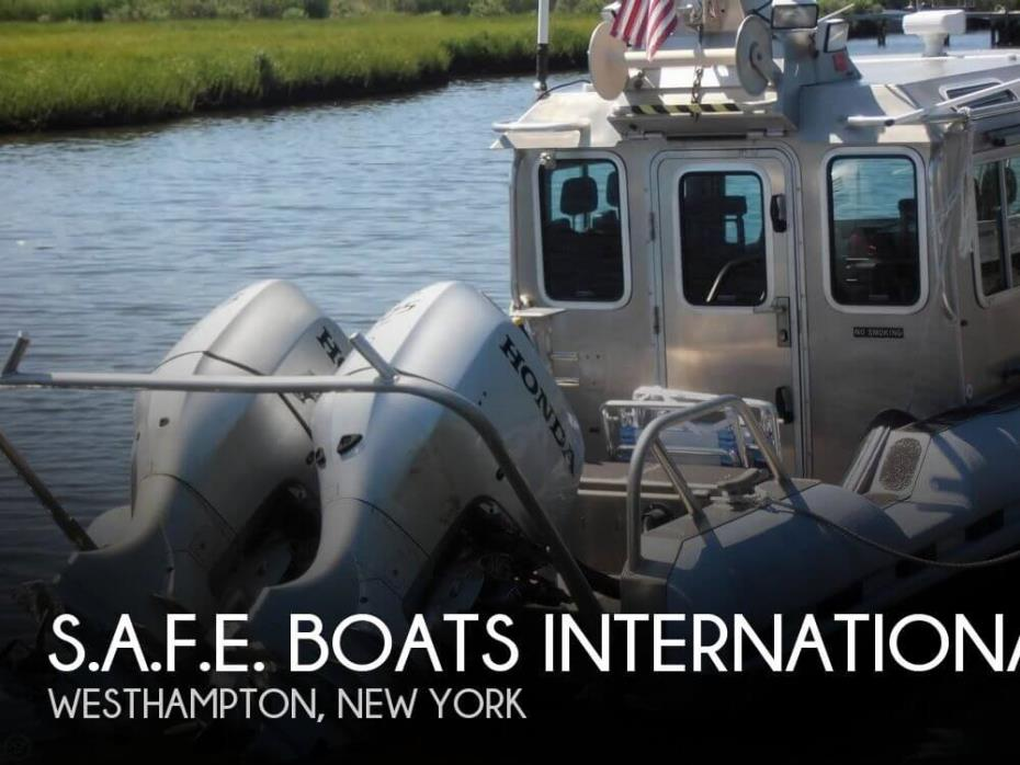 2005 S.A.F.E. Boats International 25 Responder
