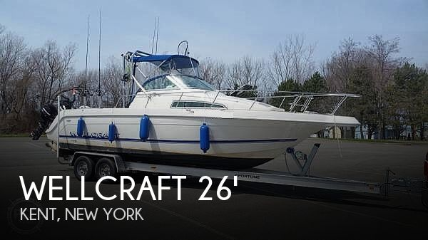1996 Wellcraft 264 Coastal