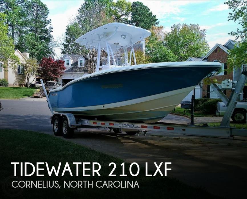 2014 Tidewater 210 LXF