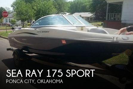 2008 Sea Ray 175 Sport