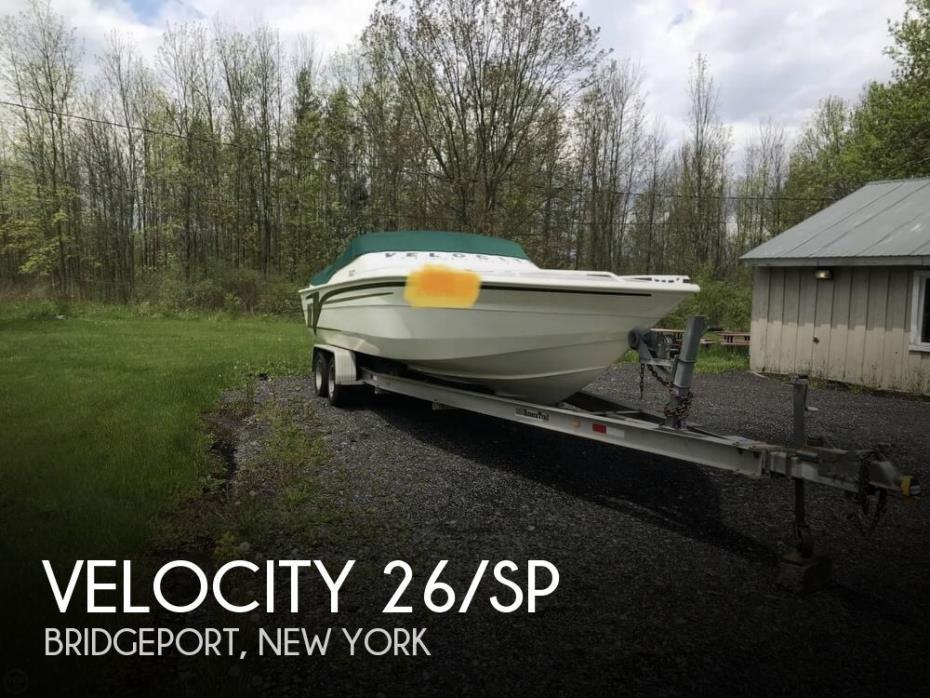 1998 Velocity 026/SP