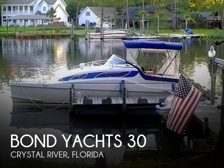 2002 Bond Yachts MC 30