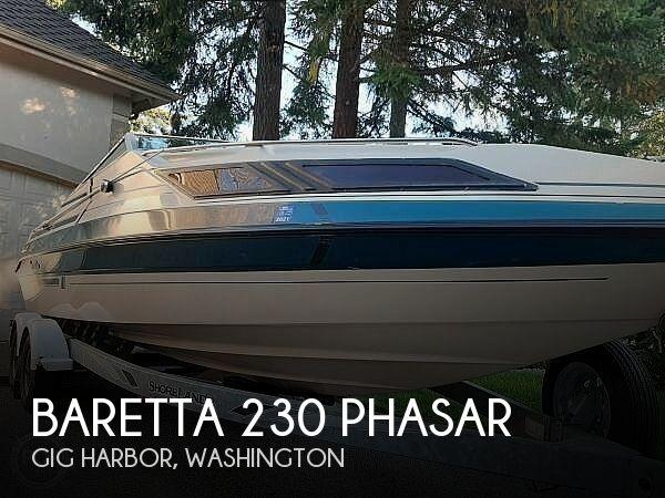 1989 Baretta 2300 Phasar