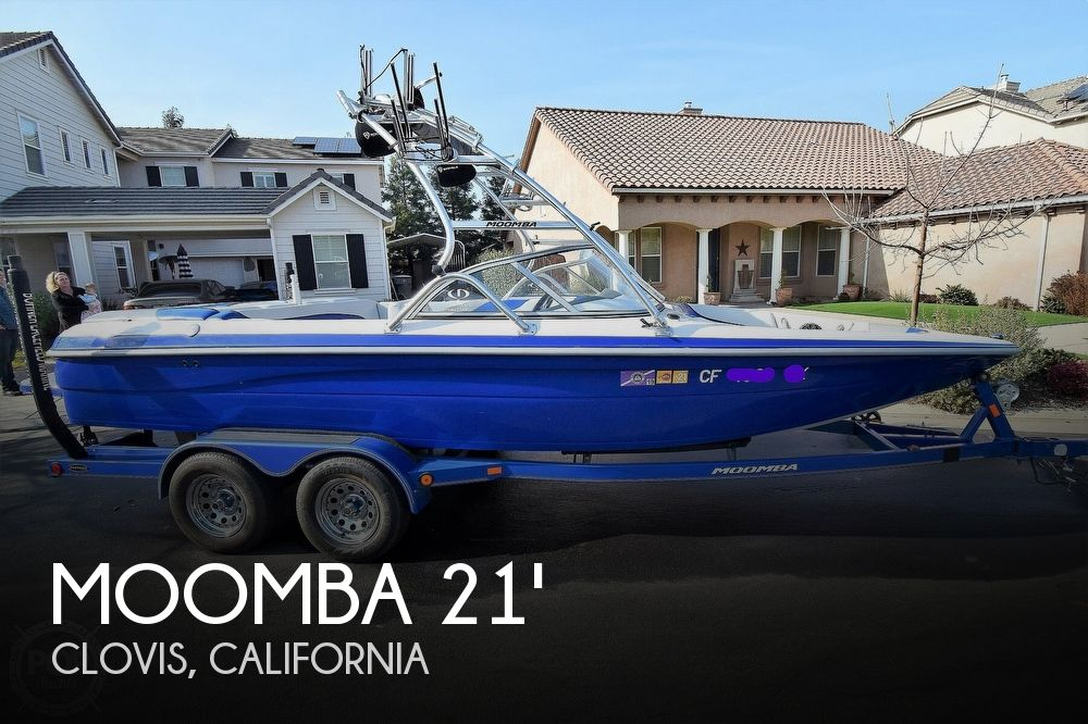 2003 Moomba Mobius LSV Gravity Games Edition